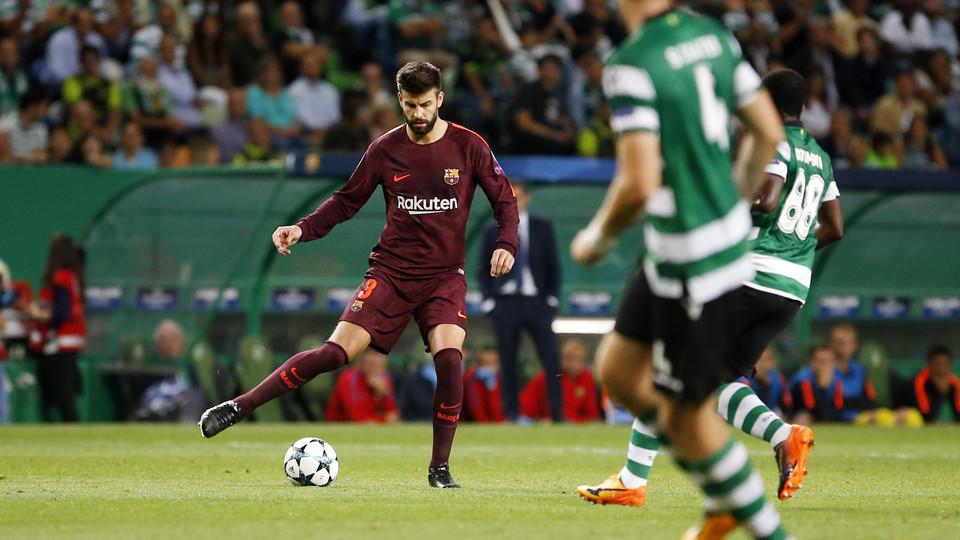 Sporting CP - FC Barcelona (3 minutes) - FC Barcelona