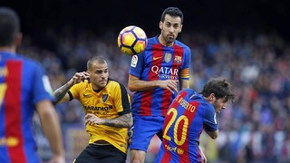 FC Barcelona 0 - Málaga 0 (1 minuto)
