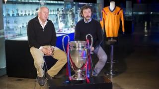 Memorias de Wembley con Rexach y Bakero