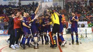 Liceo 1 - FC Barcelona Lassa 2 (Final Copa del Rey)