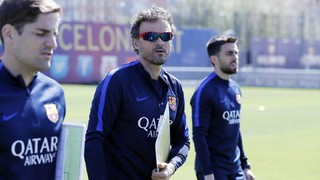 Luis Enrique: El Clásico will be like a final for us