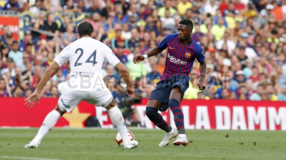 صور مباراة : برشلونة - بوكا جونيورز ( 16-08-2018 )  95974954