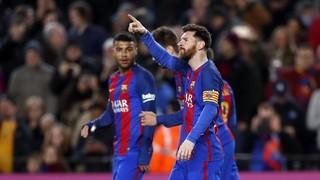 FC Barcelona 5 - Celta de Vigo 0 (1 minut)