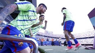 FC Barcelona Inside #8