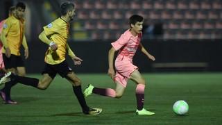 Sant Andreu – Barça B: Superats per la mínima al Narcís Sala (1-0)