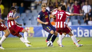 Els Barça B – Almeria, sinònim de gols i espectacle