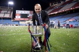 Guardiola's last trophy