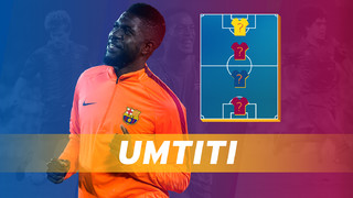 Samuel Umtiti reveals his heroes