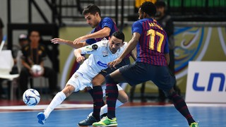 Carlos Barbosa – Barça Lassa: Els petits detalls eviten la final (3-1)