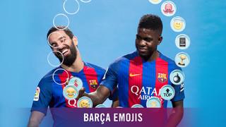 Barça emojis: Umtiti i Arda