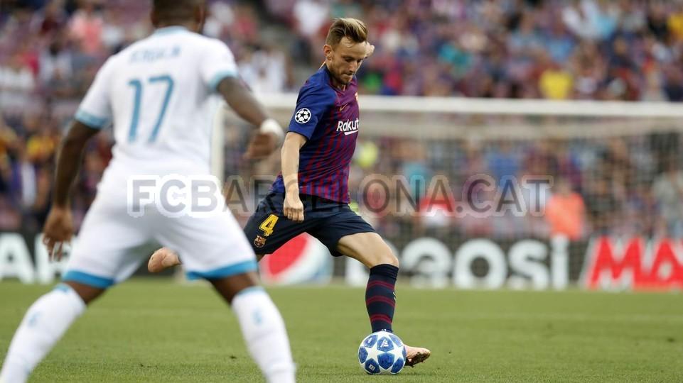 صور مباراة : برشلونة - PSV إندهوفن 4-0 ( 18-09-2018 )  98884140