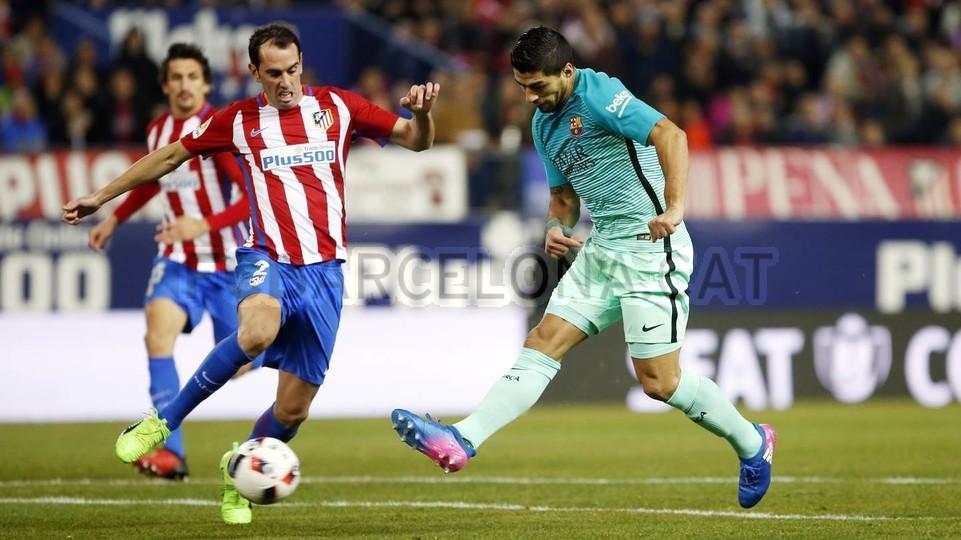 Copa del Rey Video Highlights: Atlético Madrid vs FC Barcelona