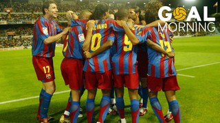 GOAL MORNING!! Samuel Eto'o vs Celta de Vigo! The day Barça win La Liga in 2005/2006