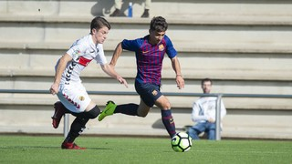 Top 5 La Masia goals from November 10-11, 2018