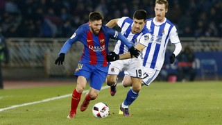 Real Sociedad 0 - FC Barcelona 1