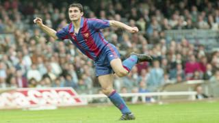 Sabies que el primer gol de Valverde a la Lliga va ser contra el Sevilla?