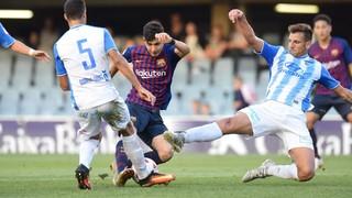 Barça B – Atlètic Balears: Sumen un punt al Miniestadi (1-1)