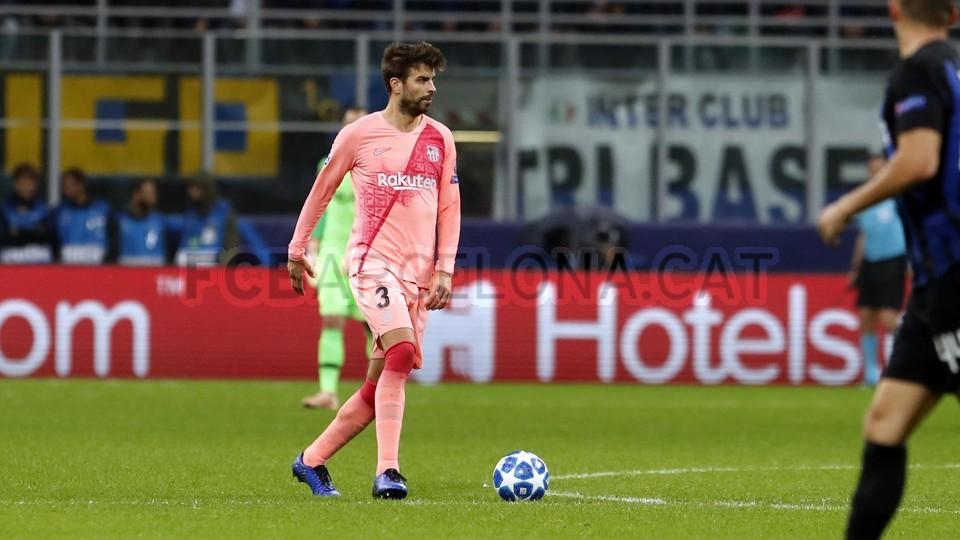 صور مباراة : إنتر ميلان - برشلونة 1-1 ( 06-11-2018 )  102164525