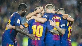FC Barcelona 2 - Sevilla 1