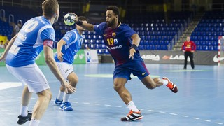 FC Barcelona Lassa 39 - At. Valladolid 25 (ASOBAL)