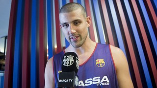 Adrien Moerman, the second signing for Barça Lassa