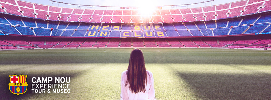 CAMP NOU EXPERIENCE: TOUR & MUSEO