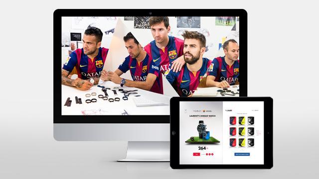 Maurice Lacroix  promoción única para los socios del Barça - FC ... ff8a5a904f0