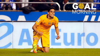 GOAL MORNING!! Happy Birthday, Marc Bartra!!