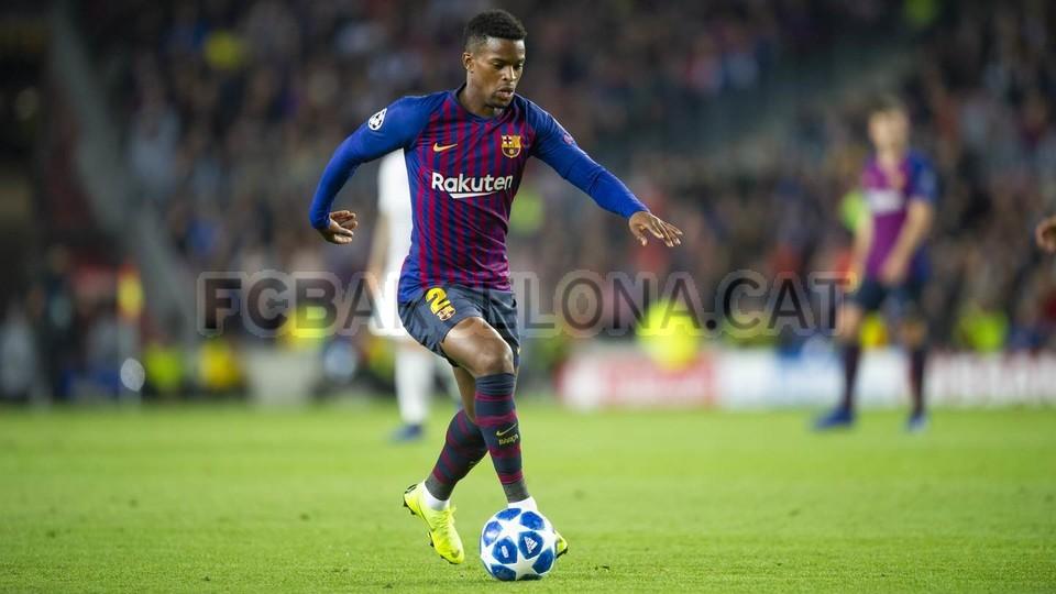 صور مباراة : برشلونة - إنتر ميلان 2-0 ( 24-10-2018 )  101527343