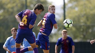 FCB Academy's best goals (23-24 September 2017)