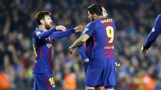 FC Barcelona 2 - Espanyol 0 (1 minuto)