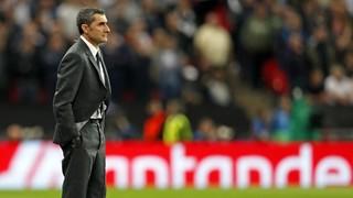 """Ernesto Valverde: """"Aquest és un dels partits que teníem tots marcat"""""""