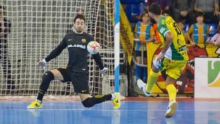 FC Barcelona Lassa 3 - Jaén 1 (LNFS)