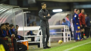 Les paraules de Gerard López després del partit de Lliga contra el Huesca