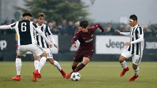 Juventus 0 - Under 19 1 (Youth League)