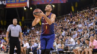 FC Barcelona Lassa v Kirolbet Baskonia: All over in extra time (82-88)