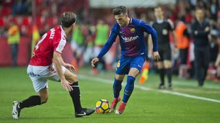 Gimnàstic de Tarragona - FC Barcelona B: Reparto de puntos en el Nou Estadi (0-0)