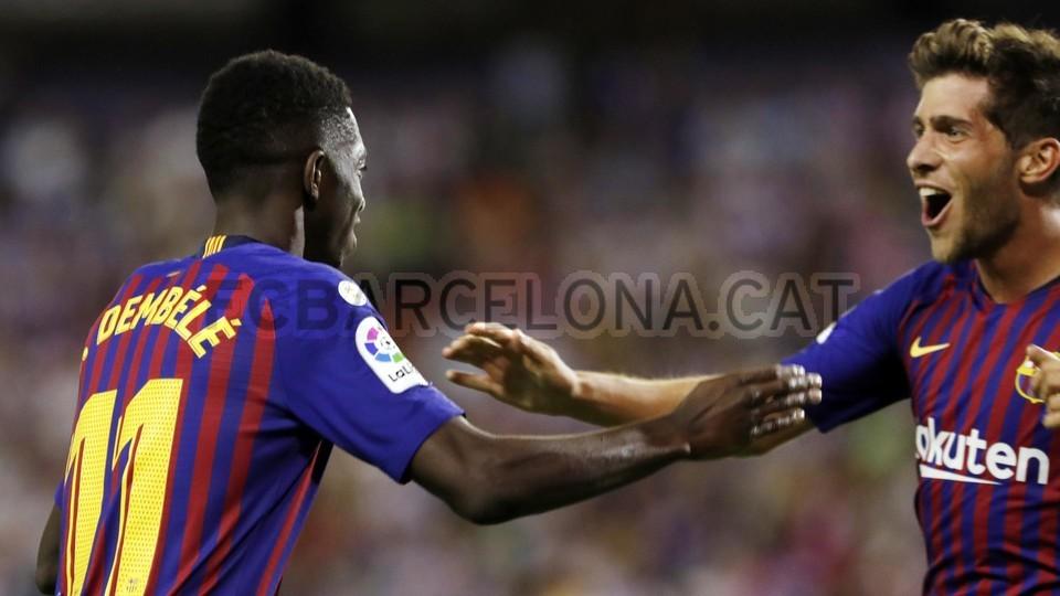 صور مباراة : بلد الوليد - برشلونة 0-1 ( 25-08-2018 )  96710917