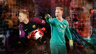 Sit back and enjoy the best Barça saves from the season 2016/17