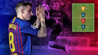 My Top 4: Lucas Digne reveals his favorite players!