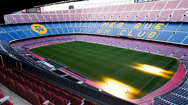panoramic - fc barcelona