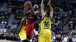 Fenerbahçe 68 - FC Barcelona Lassa 65 (Euroleague)