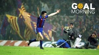 Goal Morning! Feliz cumpleaños Pichi Alonso!