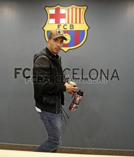 صور مباراة : برشلونة - إنتر ميلان 2-0 ( 24-10-2018 )  101552691