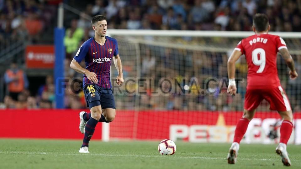 صور مباراة : برشلونة - جيرونا 2-2 ( 23-09-2018 )  99533875