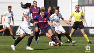 València CF – Barça Women: A hard-fought point (0-0)