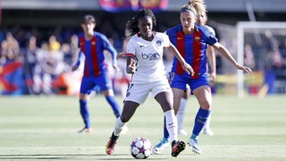 FC Barcelona 1 – PSG 3 (Women's Champions League)