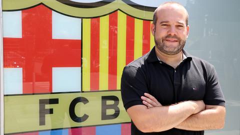 """Isaac Fernández: """"volem consolidar el projecte de lliga femenina 2"""""""