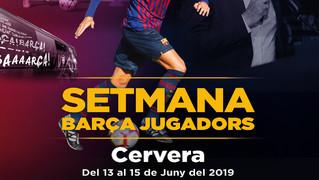 Un programa d'activitats que culminarà dissabte 15 de juny amb la Trobada d'Exjugadors del FC Barcelona