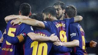 Real Sociedad 2 - FC Barcelona 4 (3 minutos)